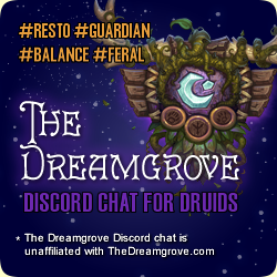 Best Druid Titles – The Dreamgrove